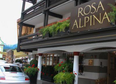 Relais & Châteaux Rosa Alpina