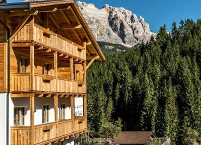 Chalet Prades Dolomiti Lodges